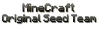 We are the creator's of Minecraft Seed Section/We keep Minecraft section's alive