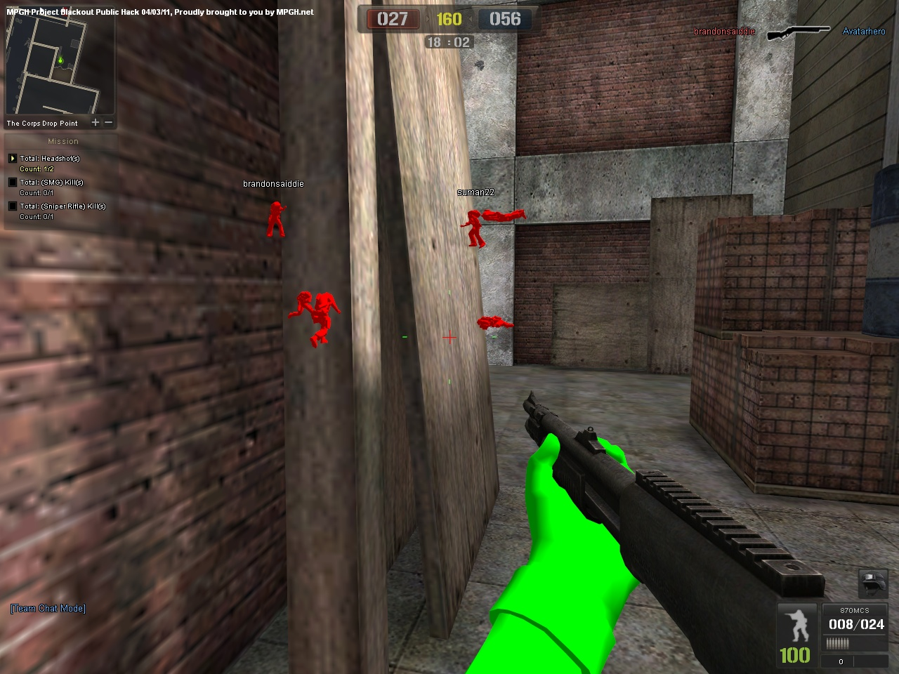 project blackout hacks Project blackout, free and safe download project blackout latest version: free online first person shooter game project blackout is a powerful, free windows game.
